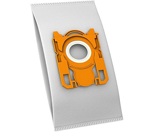 20 Staubsaugerbeutel geeignet für Philips PowerGo Staubsauger, 5-lagiger Beutel mit Hygieneverschluss, Typ ESM 16 inkl. Filter