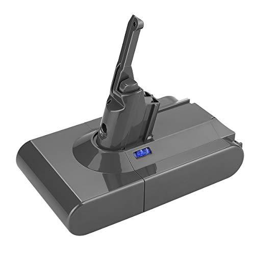 POWER-XWT 3,5AH 21,6V Ersatzakku für Dyson V8 Schnurfreier Vakuum-Handstaubsauger