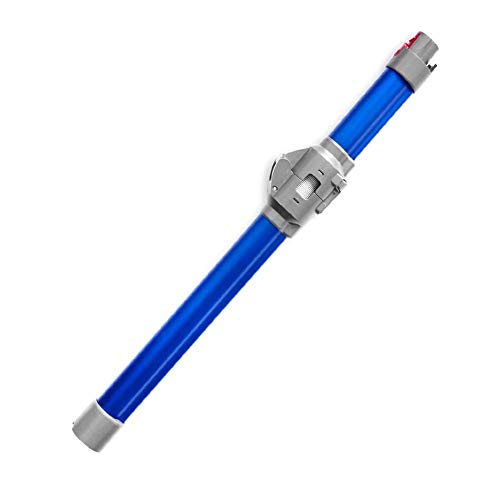 Presentimer Faltbarer Staubsauger-Verlängerungsschlauch für Dyson V7 V8 V10 V11 Staubsaugerzubehör
