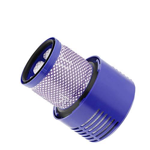 Carplink-Staubsauger-Ersatzfilter Kompatibel mit Dyson V10 SV12 Akku-Staubsauger Abwaschbares Zubehör für Dyson Cyclone V10 Animal Absolute Total Clean Staubsauger