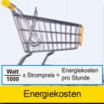 Staubsauger Stromverbrauch berechnen