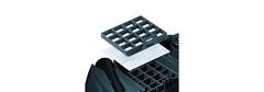 Siemens Bodenstaubsauger mit Beutel VS06B1110, Hygienefilter